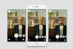 Whitney Museum's Snapchat Lens