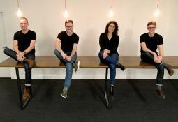 Luke Devlin, Conor Byrne, Rheanne Sleiman, Paul Gledhill