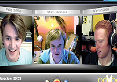Scene from OOVOO