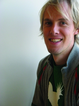 Iain Tait, founder/creative planner, Poke, London