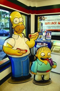 20th Century Fox: 'The Simpsons Kwik-E Mart'