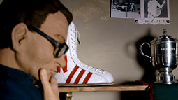 The yearlong Celebrate Originality campaign kicks off in the U.S. with the release of an Adidas-created online claymation film about company founder Adi Dassler and the evolution of the Adidas sneaker.