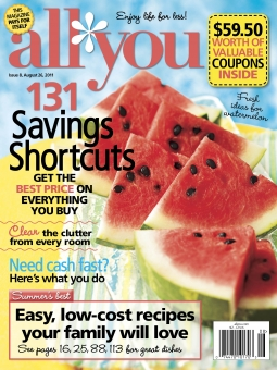 Time Inc.'s All You gives its blogger community a share of revenue on subscriptions they sell.