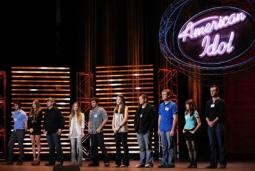 Hollywood Week on 'American Idol'