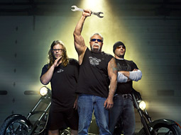 Apparel was the No. 1 product-placement category on cable during the first half of 2008 with Orange County Choppers apparel tallying 3,706 occurrences thanks to TLC's 'American Chopper.'