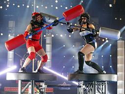 NBC's 'American Gladiators'