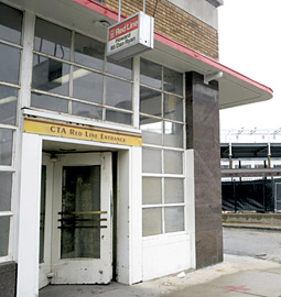 Apple will spend $4 million to spruce up the el stop at North and Clybourn.