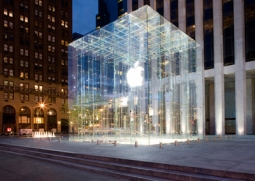 Fifth Avenue Apple Store, Manhattan