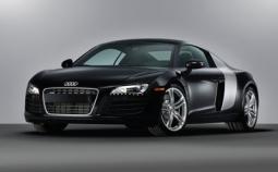 The Audi R8 Spyder