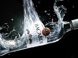 Bacardi is the world's biggest rum brand.