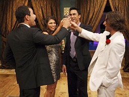 Viewers appeared to choose lovers over fighters with ABC's 'Bachelorette.'