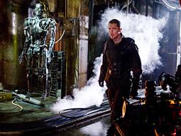 Christian Bale stars in 'Terminator Salvation.'
