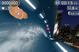 Barclaycard's 'Waterslide Extreme' iPhone app