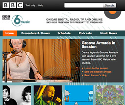 Consumer displeasure about the decision to shutter 6music landed the BBC on this week's chart.