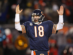 ESPN won first place with the Chicago Bears victory over the Green Bay Packers on 'Monday Night Football.'