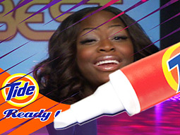 Tide uses its To-Go pen to introduce branded interstitials on BET's 'Sunday Best,' an 'American Idol'-type competition for the gospel audience.