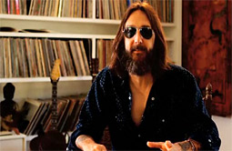 The Crowes' '20 Years of Tall Tales' is a daily series of interview clips featuring lead singer Chris Robinson addressing the group's antics-laden past.