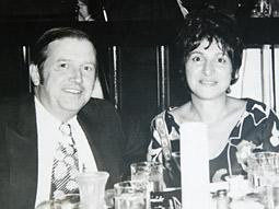 Bill and Jeanette Blackshaw