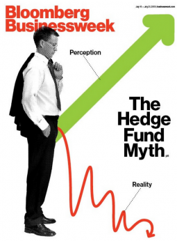 A recent cover story on hedge funds