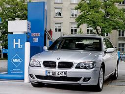 BMW's Hydrogen Series 7