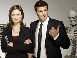 'Bones' helped Fox barely win the night in the ad-centric adult 18-49 demographic.