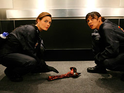 Fox's 'Bones' was up 18% over its season average, and easily beat the return of ABC's 'Pushing Daisies.'