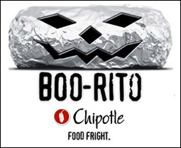 Chipotle will reshape its popular 'Boo-rito' promotion this Halloween, as the chain continues to focus on word-of-mouth marketing.