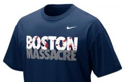 Boston Massacre T-shirt