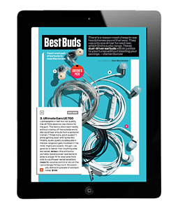 Wired's iPad edition now lets you buy editors' picks without leaving the app.