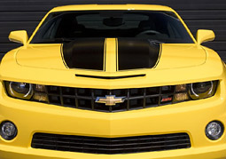 The Chevy Camaro is among the models benefiting most.