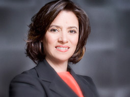 Elieen Campbell, global CEO of Millward Brown