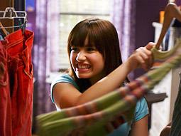 Demi Lovato, star of 'Camp Rock'