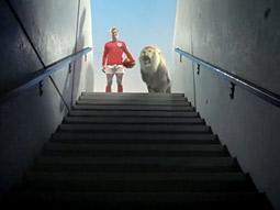 Carlsberg's 'Team Talk' ad drew more than one million views.