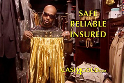 Cash4Gold enlisted Havas' Euro RSCG Edge to make the spot featuring Ed McMahon and MC Hammer.
