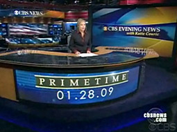 'CBS Evening News With Katie Couric,' prime-time edition
