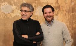 Avi Oron and Cary Flaum