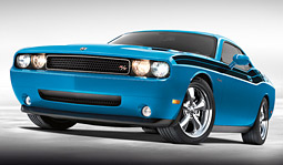 Chrysler revived the Dodge Challenger last fall after a nearly 35-year absence.