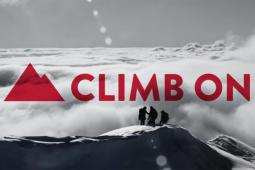 Coors Light's 'Climb On' campaign
