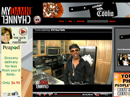 My Damn Channel's 'Cookin' With Coolio' revels in its own silliness.