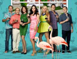'Cougar Town' on Turner's TBS, which picked it up after ABC dropped it