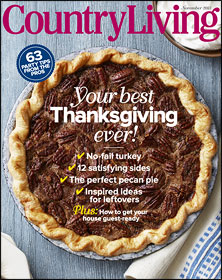 Country Living's editorial operations are moving to Birmingham, Ala.