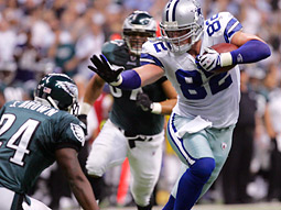 ESPN's over-the-top 41-37 shoot-'em-up between the Cowboys and the Eagles, which Dallas won, was the most-watched program in basic-cable history.