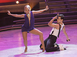 The two-hour 'Dance' stepped Fox into first place.