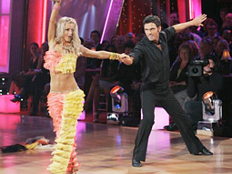 ABC's 'Dancing With the Stars' was TV's top-rated show Monday night.