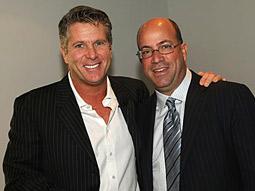 Donny Deutsch and Jeff Zucker
