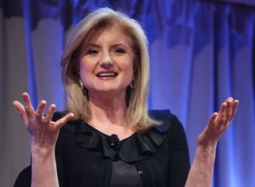 Arianna Huffington is the founder of The Huffington Post.