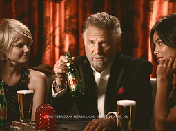 Euro RSCG created the 'Most Interesting Man in the World' to sell Heineken USA's Dos Equis brand.