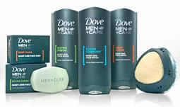 An iAd campaign for Dove Men Plus Care will break July 1.
