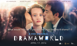 'Dramaworld' is about an American college student crazy about Korean dramas.