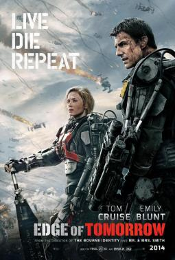 'Edge of Tomorrow' grossed more than $100 million in U.S. theaters but did not meet the studio's hopes.